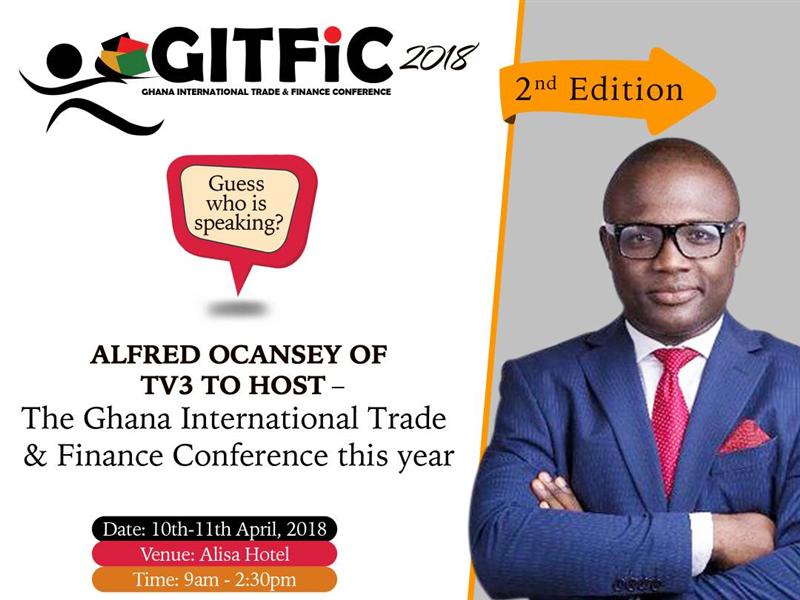 Second Ghana International Trade & Finance Conference (GITFIC) – offer for GNBCC members